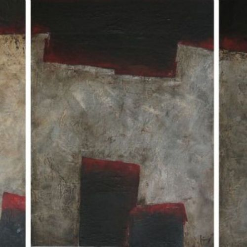 The Doors I,II,III (Triptych)
